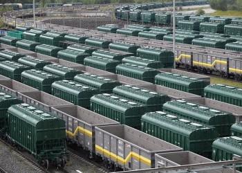 Транзитный железнодорожный маршрут из Китая в Европу через Россию набирает популярность
